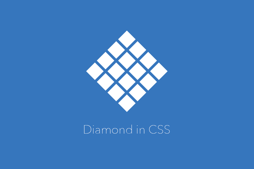 diamond-in-css