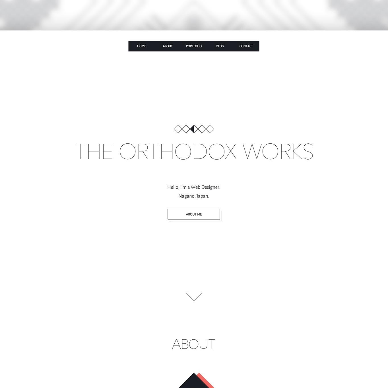 eye catch the orthodox works